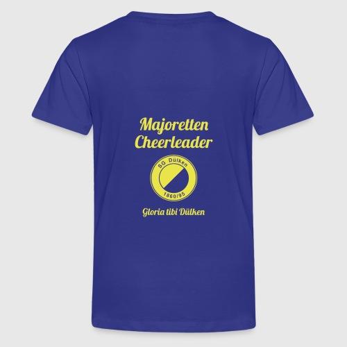 SG Duelken Schriftzug - Teenager Premium T-Shirt