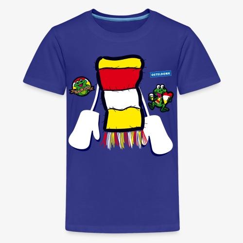 Oeteldonk Kiel - Teenager Premium T-shirt