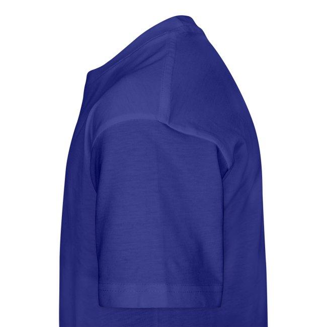 Blue Skull McKoy Transparent