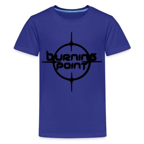 mustalogo - Teenage Premium T-Shirt