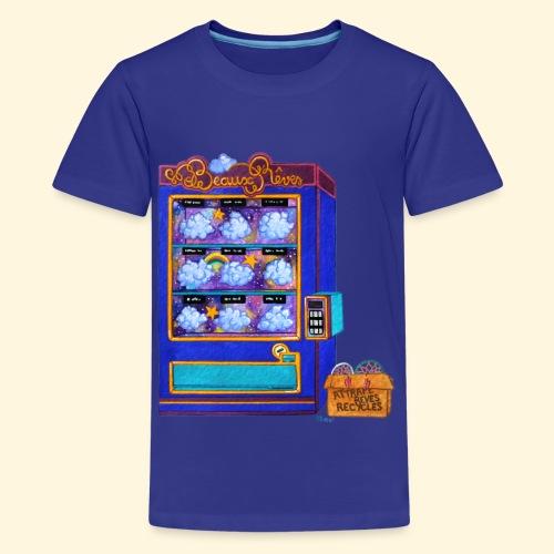 Distributeur de Beaux Rêves - T-shirt Premium Ado