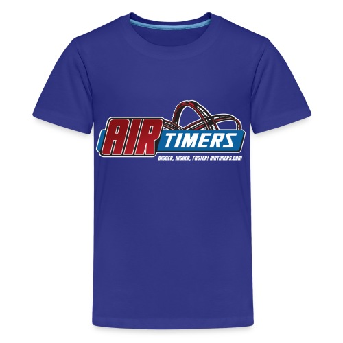 airtimers - Teenager Premium T-Shirt