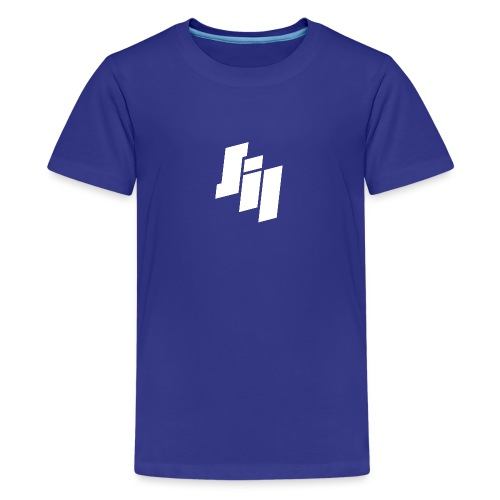 Swedish iRacing League - Premium-T-shirt tonåring