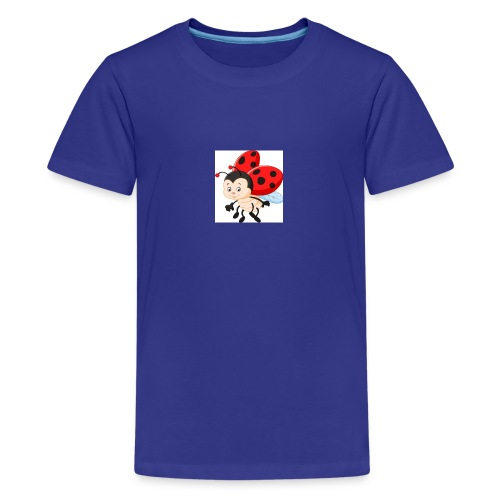 ladybird - Teenage Premium T-Shirt