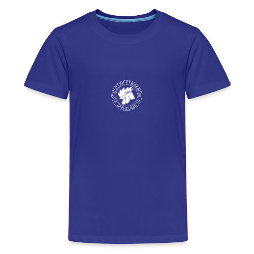 CIRCLE DESIGN - Teenager Premium T-Shirt