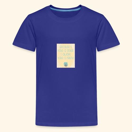 SISTER - Camiseta premium adolescente