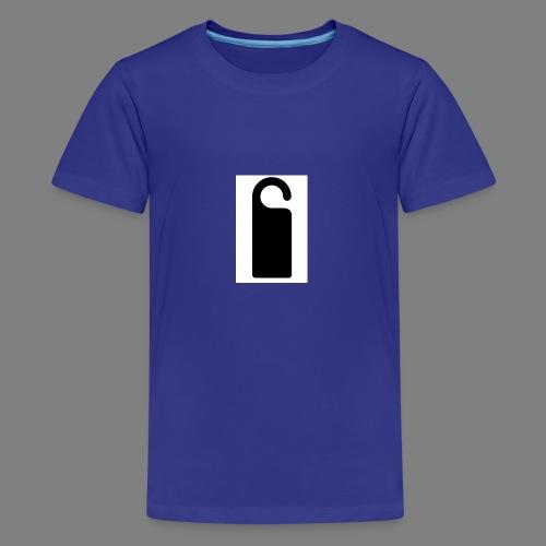 Door hanger - Teenage Premium T-Shirt