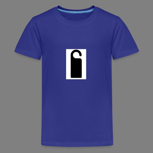 Door hanger - Teenage Premium T-Shirt