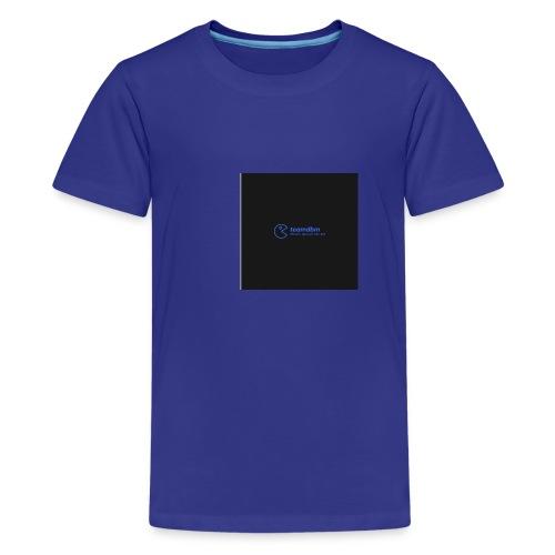 teamdbm logo - Teenager Premium T-shirt