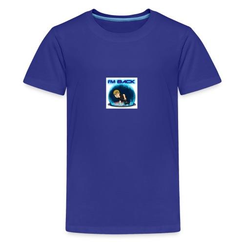 IM BACK - Premium-T-shirt tonåring