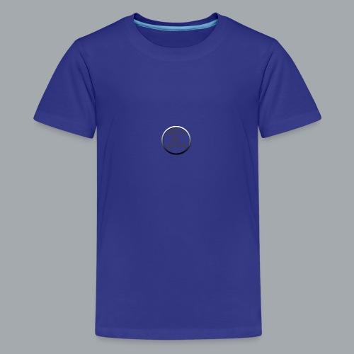SixteenFootClothing© Circle-Logo - Teenage Premium T-Shirt
