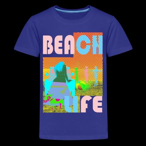 beachlife - Teenager Premium T-Shirt