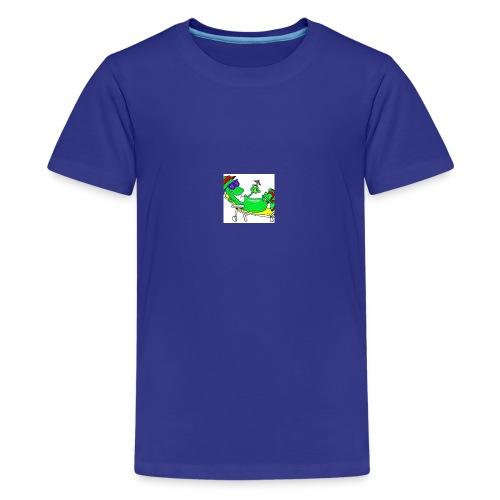 Gurke - Teenager Premium T-Shirt