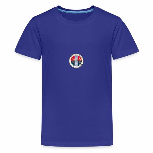 San Andreas Life RP - Premium T-skjorte for tenåringer
