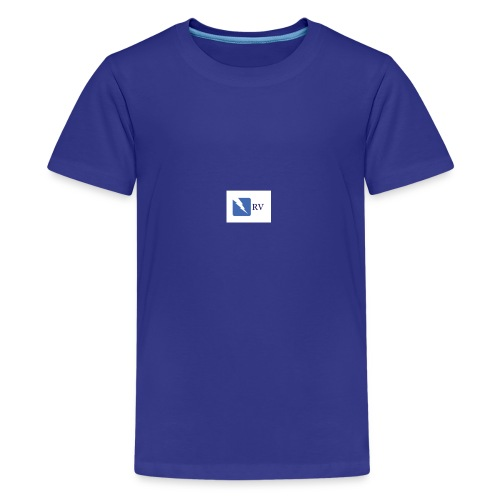 846E87E7 77F9 4937 8BA3 32C413B3F777 - Teenager Premium T-shirt