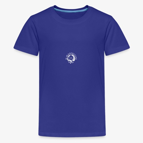 logo martellini - Maglietta Premium per ragazzi