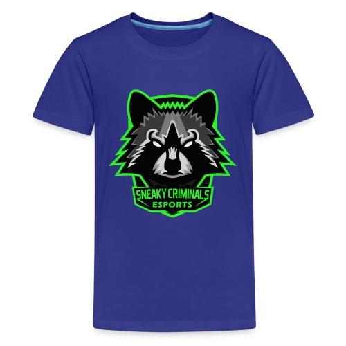 Sneaky Criminals eSports - T-shirt Premium Ado