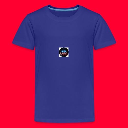 logo jpg - Teenage Premium T-Shirt