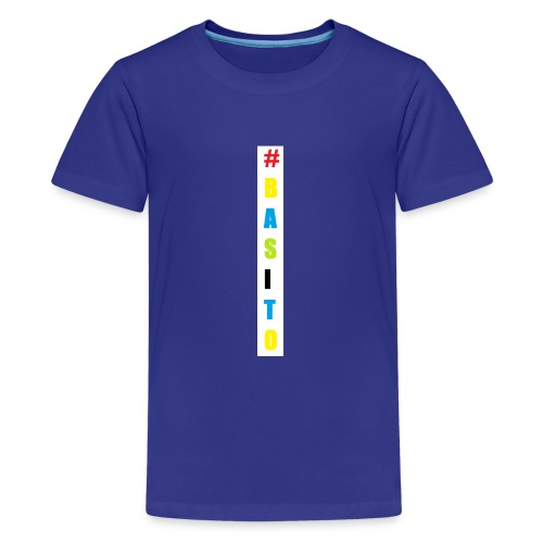 #BASITO - Maglietta Premium per ragazzi
