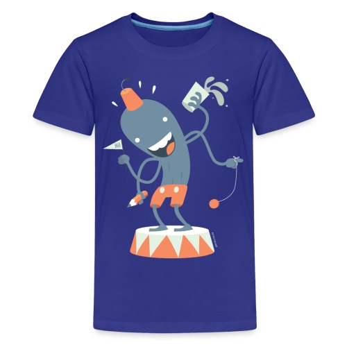 squid - Teenager Premium T-Shirt