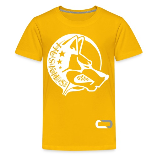 CORED Emblem - Teenage Premium T-Shirt