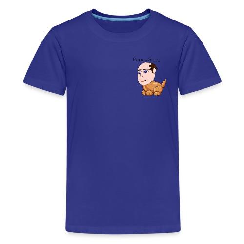 Pappy - Premium-T-shirt tonåring