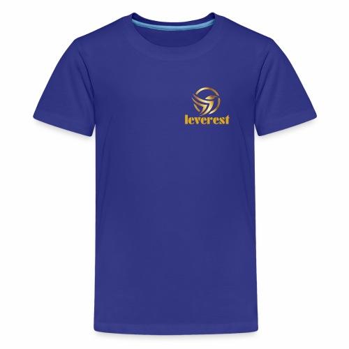 Leverest-Mode - Teenager Premium T-Shirt