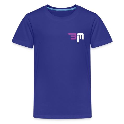 ByMufler - Camiseta premium adolescente