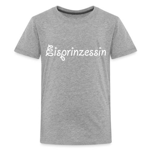Eisprinzessin, Ski Shirt, T-Shirt für Apres Ski - Teenager Premium T-Shirt