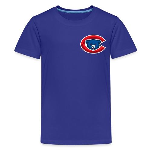 cubs png - T-shirt Premium Ado