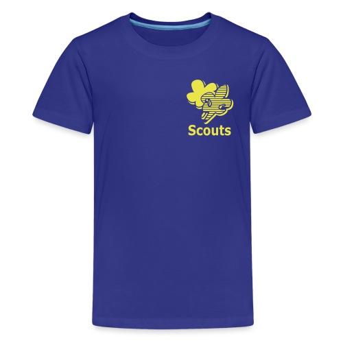 Scouts - Teenager Premium T-shirt