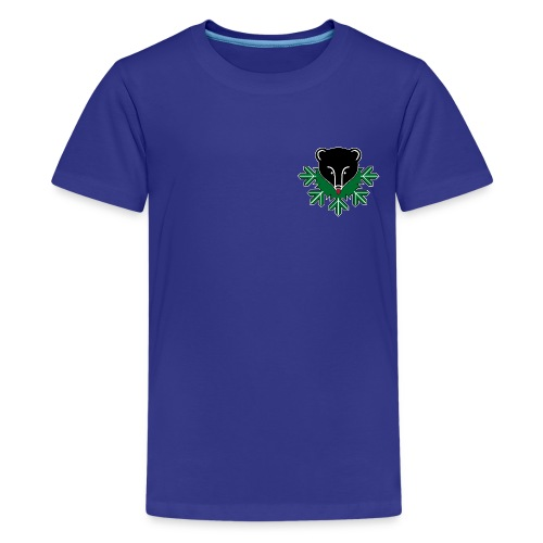 KiMe -logotuotteet - Teinien premium t-paita