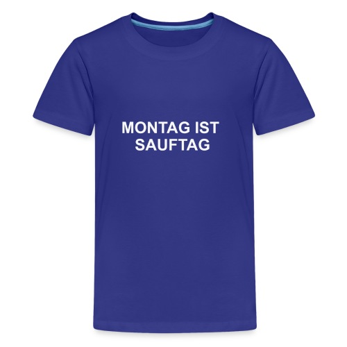 Bier - Teenager Premium T-Shirt