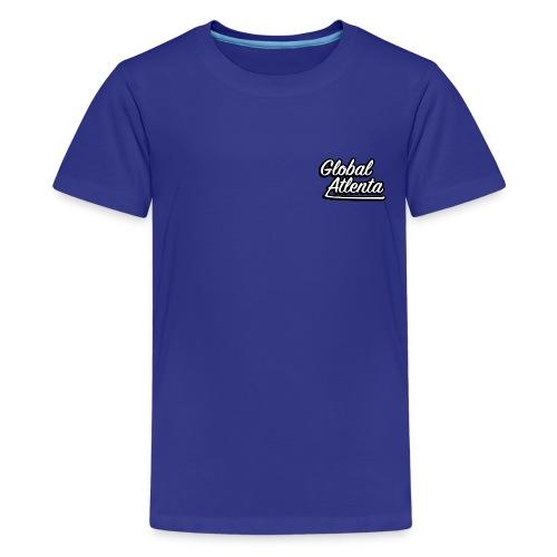 DJ Global Atlenta - T-shirt Premium Ado