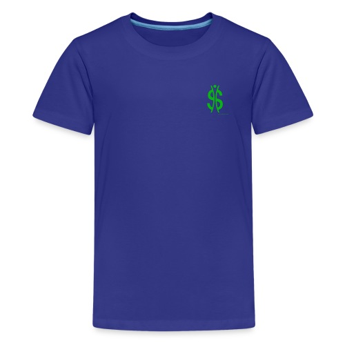 SLVP Logo - Teenage Premium T-Shirt