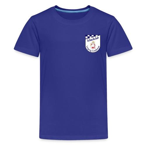 logo scll 8cm png - Teenager Premium T-Shirt