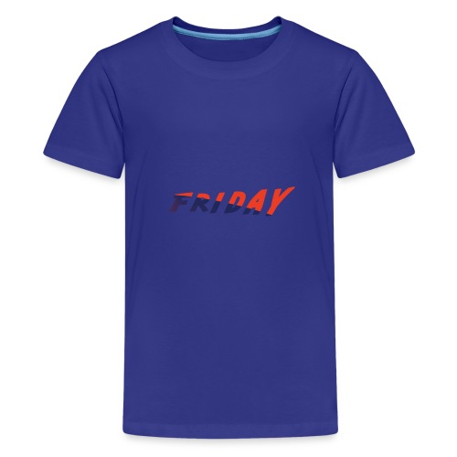 friday - Teenager Premium T-Shirt