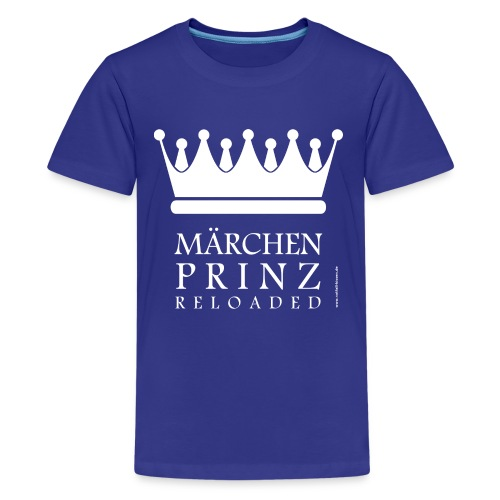 Märchenprinz Reloaded Boys - Teenager Premium T-Shirt