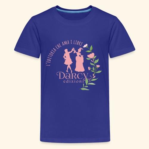 Darcy Edizioni - Maglietta Premium per ragazzi