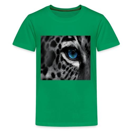 Animal Eye - T-shirt Premium Ado