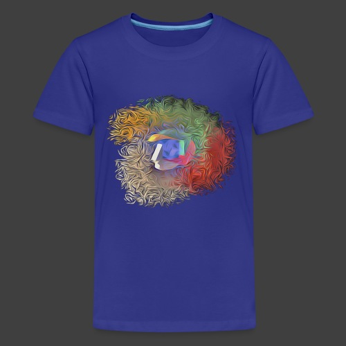 Brainwashing 3D - Teenage Premium T-Shirt