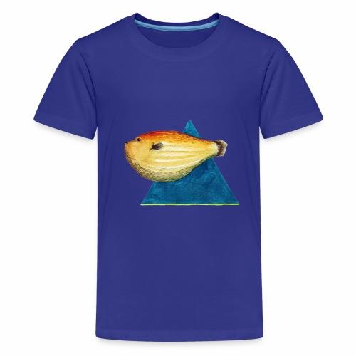 Grumpy fish - Camiseta premium adolescente
