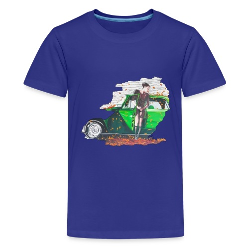 Fall - Teenager Premium T-Shirt