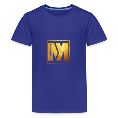 MK Transformation - Teenager Premium T-Shirt
