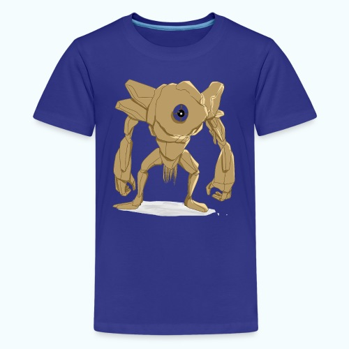 Cyclops - Teenage Premium T-Shirt