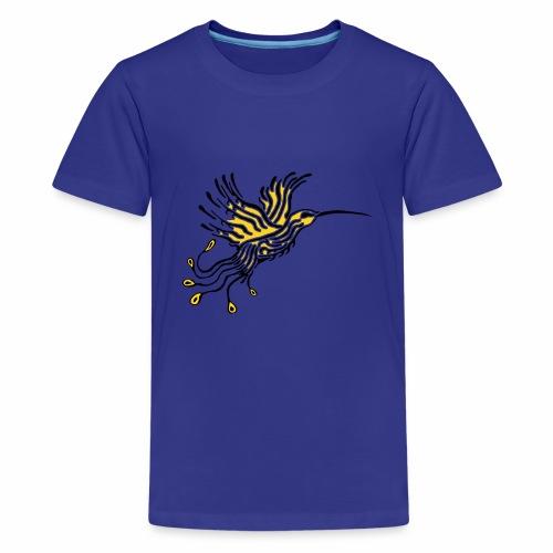 Colibri-Phoenix Orpin - T-shirt Premium Ado