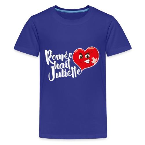 ROMEO ET JULIETTE - T-shirt Premium Ado