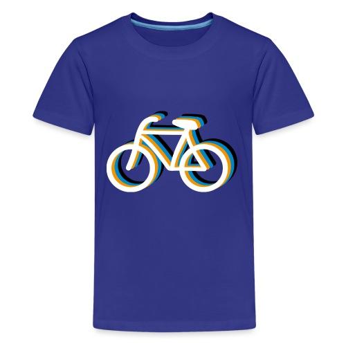 Bicycle Fahrrad - Teenager Premium T-Shirt