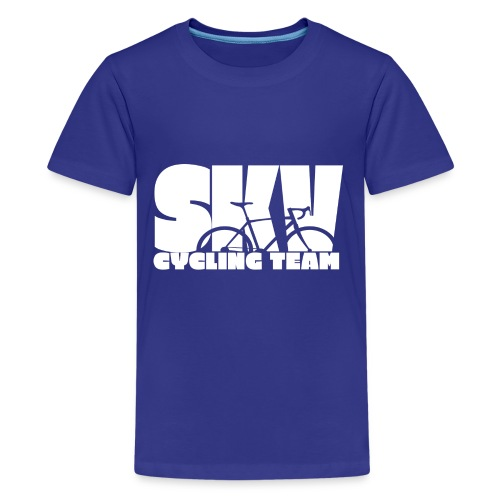 SKV CyclingTeam w - Teenager Premium T-Shirt