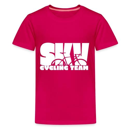 SKV CyclingTeam w - Teenager Premium T-Shirt